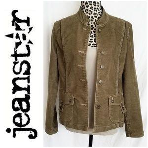 Jeanstar Olive/Brown Corduroy Jacket